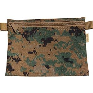 Fire Force Tactical Pouch 1 Fire Force Item #8829 Personal Utility Pouch 6x8 Made in USA