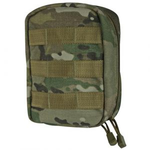 Fox Outdoor Tactical Pouch 1 Fox Outdoor First Responder Pouch - Large Multicam