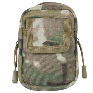 Fox Outdoor Tactical Pouch 1 Fox Outdoor First Responder Pouch - Small Multicam