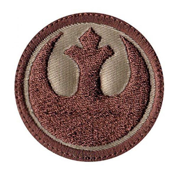 Tactical Patch Works Airsoft Morale Patch 1 Rebel Alliance Star Wars Inspired Art Patch