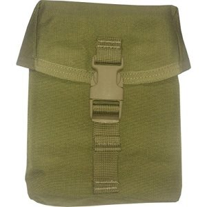 Fire Force Tactical Pouch 1 Fire Force MOLLE IFAK Medical Pouch Made in USA