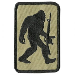 Gadsden and Culpeper Airsoft Morale Patch 1 Bigfoot Tactical Patch
