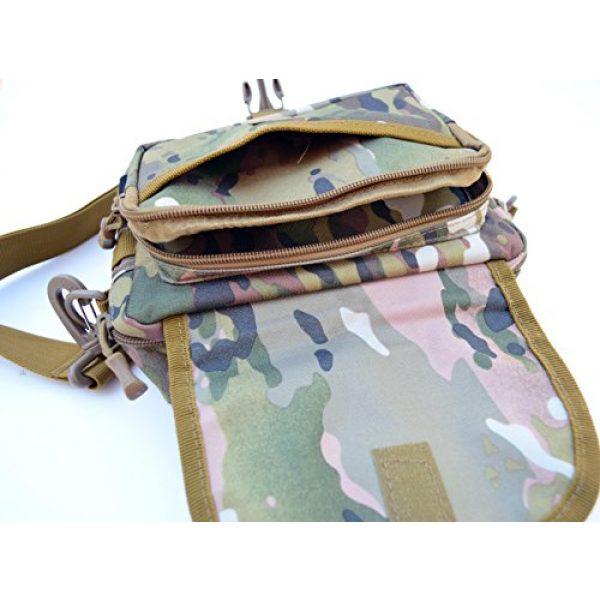 Acid Tactical Tactical Pouch 5 Acid Tactical MOLLE First Aid Bag Pouch Trauma Multicam Multi camo EMT Medic Utility