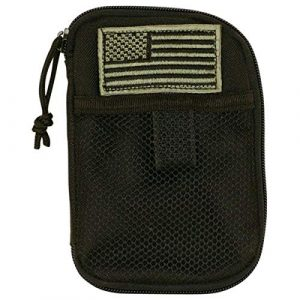 Fox Outdoor Tactical Pouch 1 Fox Outdoor Products Tactical Wallet/Organizer