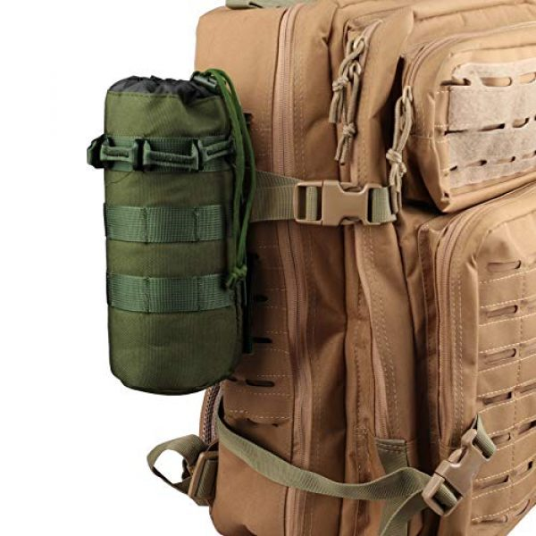 AMYIPO Tactical Pouch 7 AMYIPO Tactical MOLLE Water Bottle Pouch