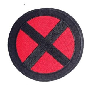 Tactical Embroidery Patch Airsoft Morale Patch 1 Marvel Comics X-Men Embroidery Patch Military Tactical Morale Patch Badges Emblem Applique Hook Patches for Clothes Backpack Accessories