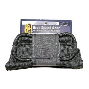 HSGI Tactical Pouch 1 High Speed Gear Belt Mounted Mag-Net Multi-Use Dump Pouch, Made in The USA