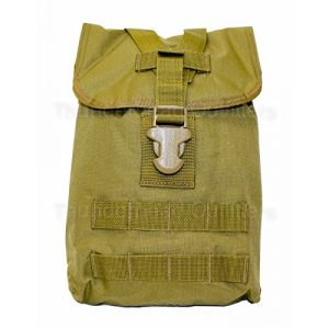 Eagle Industries Tactical Pouch 1 Eagle Industries MOLLE MLCS Charge Pouch, Khaki