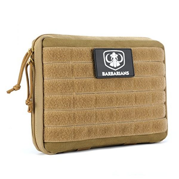 Barbarians Tactical Pouch 7 Barbarians Tactical MOLLE Pouch, Multi-Purpose Tool Holder Modular Utility Pouch