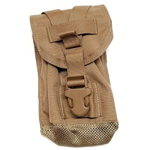 Eagle Industries Tactical Pouch 1 Eagle Industries USMC FSBE 1 Quart Canteen Pouch Coyote Brown