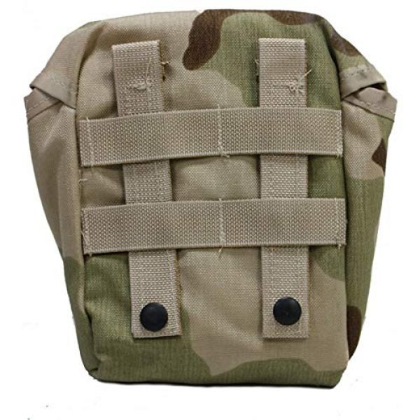 Army Surplus Warehouse Tactical Pouch 2 Army Surplus Warehouse MOLLE II DCU IFAK Carrier Pouch