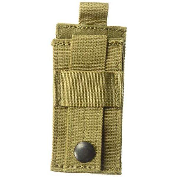 BLACKHAWK Tactical Pouch 1 BLACKHAWK! Strike 37CL79CT Watch Holder Fits 20mm-22mm Lugs, Coyote Tan