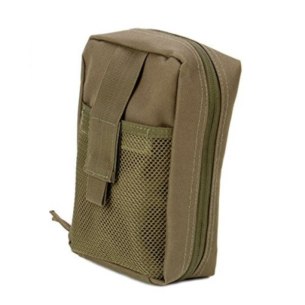 3V Gear Tactical Pouch 1 3V Gear MOLLE Large Medic Pouch