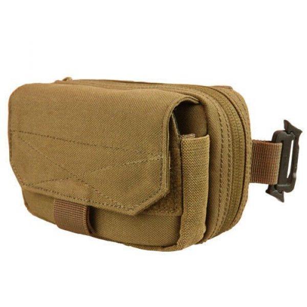 BestSeller989 Tactical Pouch 1 BestSeller989 Condor - Digi molle pouch - Tan - iphone & Camera