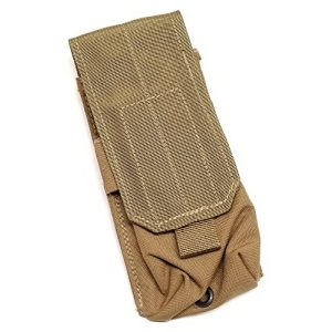 Allied Industries Tactical Pouch 1 Allied Industries FSBE M4 1x2 Magazine Pouch Coyote Brown