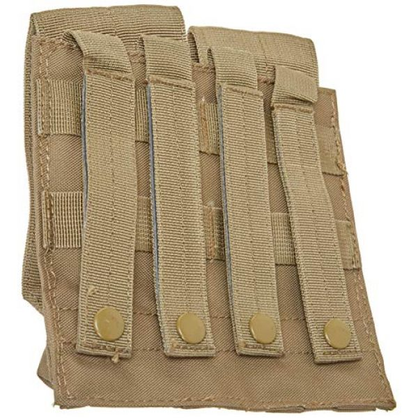 5ive Star Gear Tactical Pouch 2 5ive Star Gear ARDP-5S M14 M16 Double Magazine Pouch