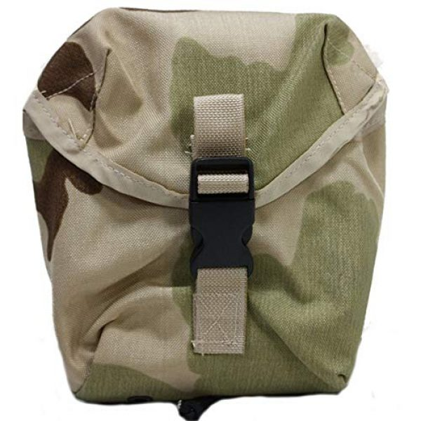 Army Surplus Warehouse Tactical Pouch 1 Army Surplus Warehouse MOLLE II DCU IFAK Carrier Pouch