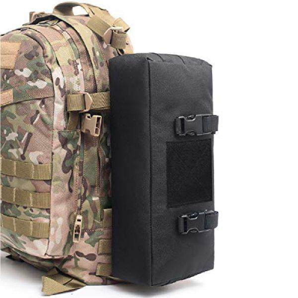 TRIWONDER Tactical Pouch 7 TRIWONDER Tactical Sling Bag Pack Molle Military Shoulder Bag Backpack Messenger Bag Utility Shoulder Satchel