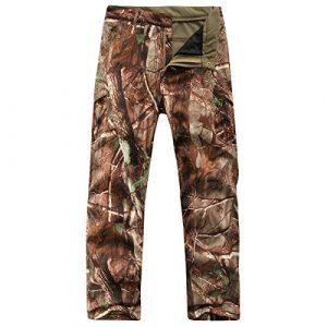 CARWORNIC Tactical Shirt 1 CARWORNIC Men's Tactical Outdoor Hunting Jacket Waterproof Softshell Fleece Camouflage Jackets