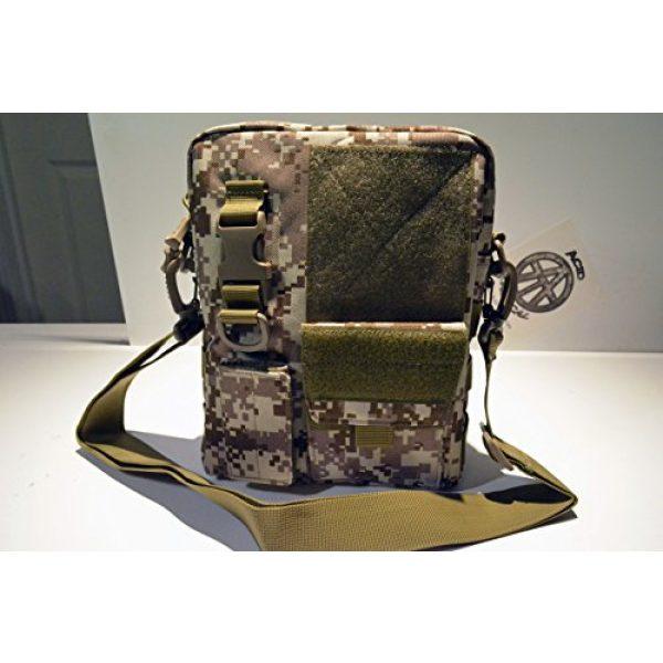 Acid Tactical Tactical Pouch 2 Acid Tactical MOLLE First Aid Bag Pouch Trauma EMT Medic Utility - Desert MarPat Digital Camo