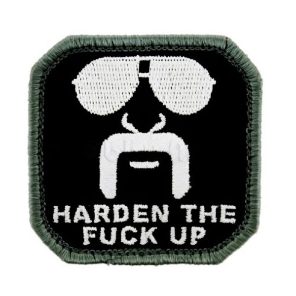 Zombie Empire Airsoft Morale Patch 1 The Tactical Harden the Fuck up Patch Combat Army Morale Patch