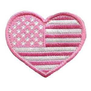 Gadsden and Culpeper Airsoft Morale Patch 1 Tactical Heart USA Patch