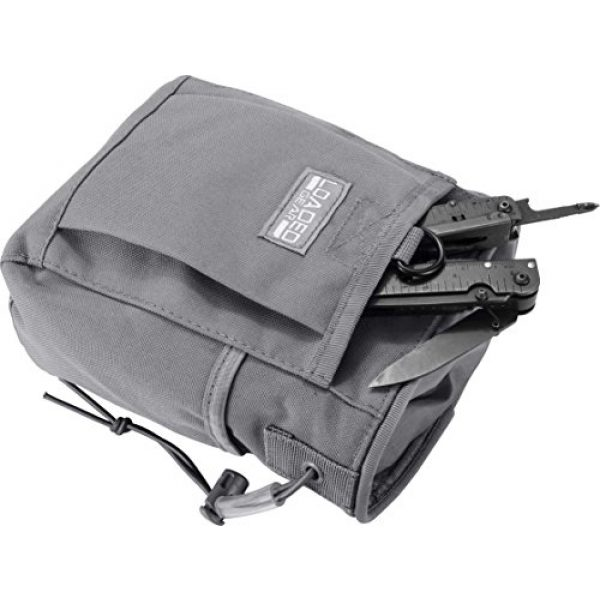 BARSKA Tactical Pouch 5 BARSKA Loaded Gear CX-700 Drawstring Dump Pouch