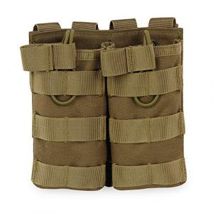 Fouos Tactical Pouch 1 Fouos Double M4 M16 Mag Pouch Molle Magazine Pouch
