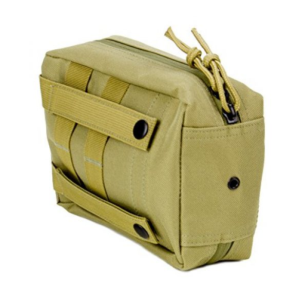 3V Gear Tactical Pouch 4 3V Gear MOLLE Large Medic Pouch