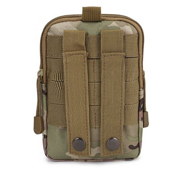BlueSunshine Tactical Pouch 5 BlueSunshine Multipurpose Tactical Cover Smartphone Tan Camo Holster EDC Security Pack Carry Case Pouch Belt Waist Bag Gadget Money Pocket for iPhone 6s 7 Samsung Galaxy S7 Note5 LG G5
