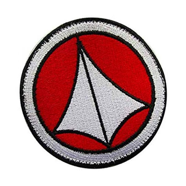 Embroidery Patch Airsoft Morale Patch 2 Robotech Macross Logo Military Hook Loop Tactics Morale Embroidered Patch