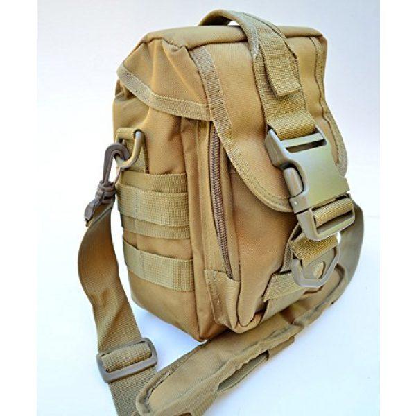 Acid Tactical Tactical Pouch 1 Acid Tactical MOLLE First Aid Bag Pouch Trauma TAN/Sand EMT Medic Utility