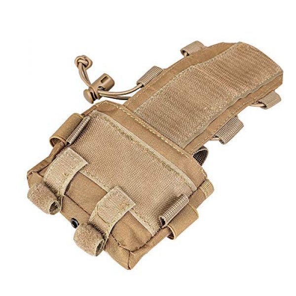 ACKEIVTO Tactical Pouch 4 ACKEIVTO Tactical Helmet Pouch Removable Gear Pouch Box