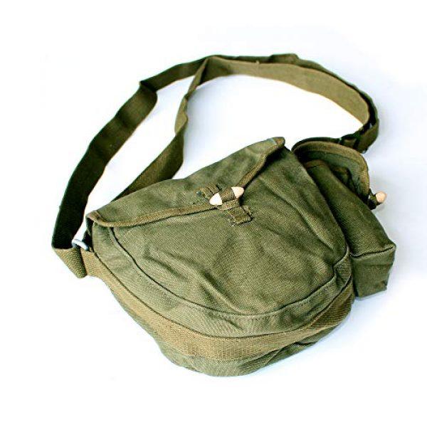 ANQIAO Tactical Pouch 2 Vietnam War Original Surplus China Type 56 Drum Magazine Bag Ammo Pouch