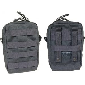 Fire Force Tactical Pouch 1 Fire Force Item 8901 MOLLE Vertical Utility Pouch Made in USA