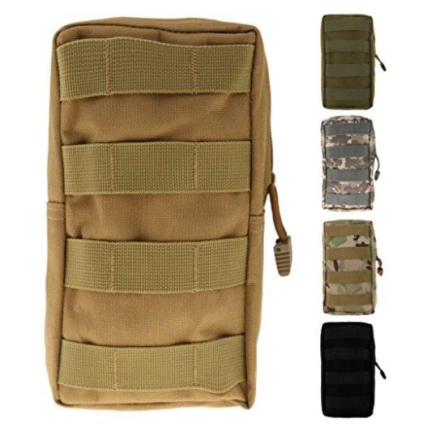 koolsoo Tactical Pouch 5 koolsoo Unisex Hip Bag Belt Bag Mobile Phone Bag Tool Bag Toilet Bag