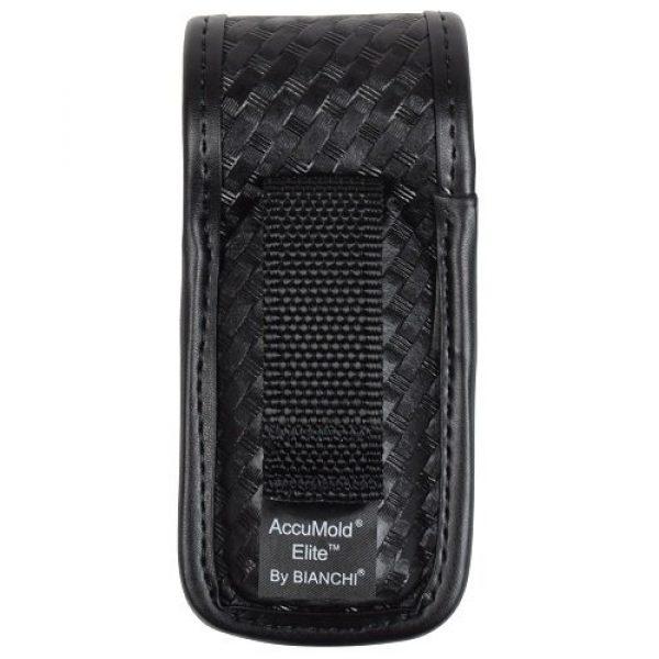 Bianchi AccuMold Elite Tactical Pouch 3 Bianchi AccuMold Elite 7907 Brass Snap Oc Spray Pouch