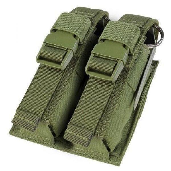 BestSeller989 Tactical Pouch 1 BestSeller989 Condor Tactical Double Flashbang Pouch - Green