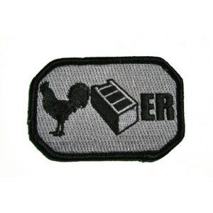 Tactical Morale Gear Airsoft Morale Patch 1 Cock Blocker Morale Patch