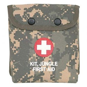 Fox Outdoor Tactical Pouch 1 Fox Outdoor Products Jungle First Aid Empty Pouches