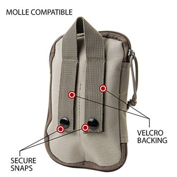 3V Gear Tactical Pouch 4 3V Gear MOLLE Pocket Organizer
