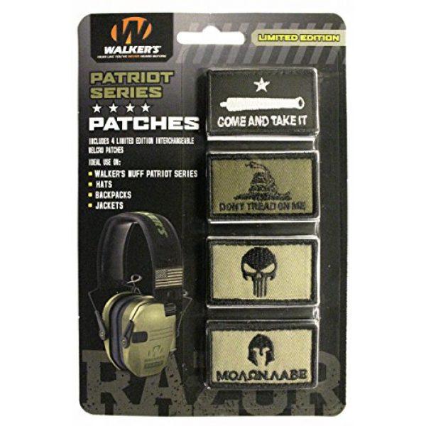 Walker's Airsoft Morale Patch 1 Walker's Razor Patriot Patch Kit