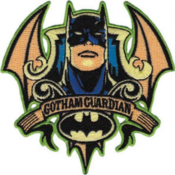 C&D Visionary Airsoft Morale Patch 1 C&D Visionary Application Batman Gotham Guardian Patch