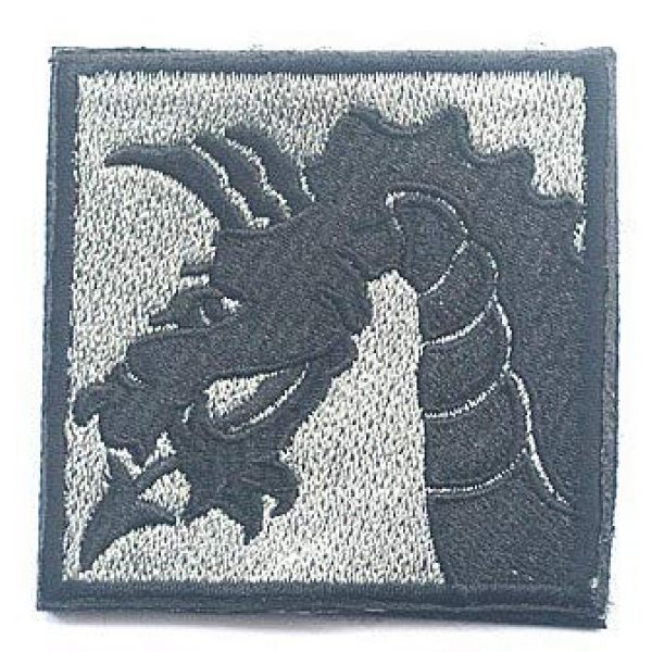 Embroidery Patch Airsoft Morale Patch 2 3 Pieces United States Army 18th US Army Airborne Corps Military Hook Loop Tactics Morale Embroidered Patch (color4)