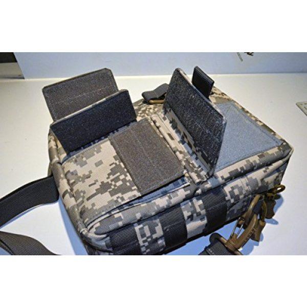 Acid Tactical Tactical Pouch 5 Acid Tactical MOLLE First Aid Bag Pouch Trauma EMT Medic Utility - Digital ACU Camo