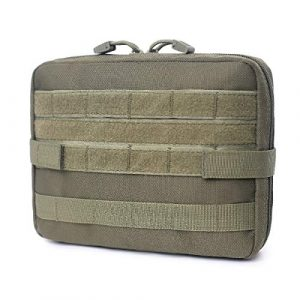 Azarxis Tactical Pouch 1 Azarxis Tactical MOLLE Rip-Away EMT Medical First Aid IFAK Blowout Utility Pouch for Outdoor Activities Medical Supplies