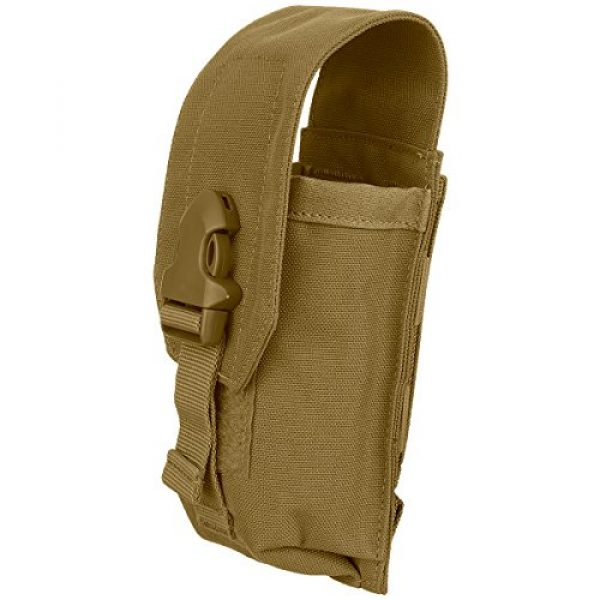 Condor Tactical Pouch 2 Condor Universal Rifle Mag Pouch - Brown