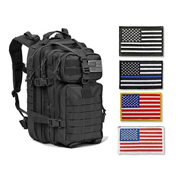 ASA Techmed Airsoft Morale Patch 7 ASA Techmed 4 Pack US USA Flag Embroidered Patch Thin Blue Line Police Emblem Military Iron On Sew On Tactical Morale Patch for Hats Backpacks Caps Jackets + More