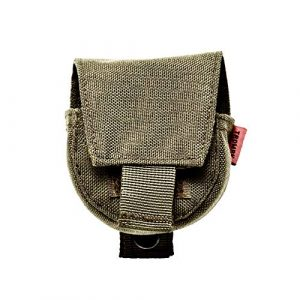 Trademark Supply Company Tactical Pouch 1 Trademark Supply Company Chewing Tobacco Dip Can Holder - Rapid-Access Molle Pouch Fits All Popular Snuff & Dip Cans - Get a Pinch When You're in a Pinch with This Rugged Tactical Pouch