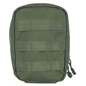 Fox Outdoor Tactical Pouch 1 Fox Outdoor First Responder Pouch - Large Olive Drab